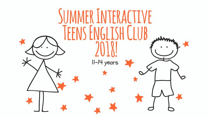 Summer interactive teens club